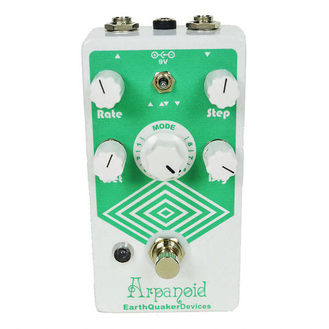 EarthQuaker Devices Arpanoid Polyphonic Pitch Arpeggiator Guitar Effects Pedal , Pedals, EarthQuaker, Texas Guitar Ranch - Texas Guitar Ranch