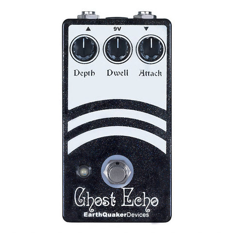 EarthQuaker Devices Ghost Echo Vintage Reverb Guitar Effects Pedal