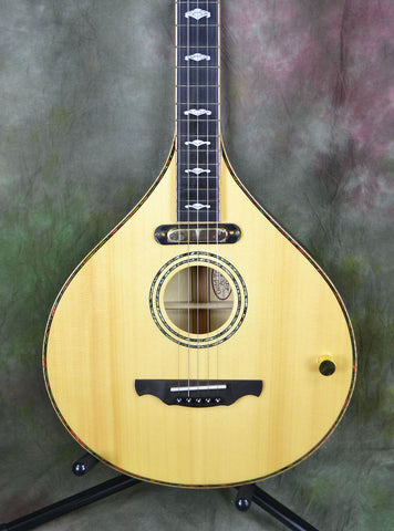 Gold Tone Pat Cloud Banjola Banjo Mandolin Mandola , Folk, Gold Tone, Texas Guitar Ranch - Texas Guitar Ranch