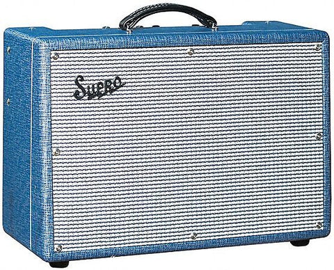 Supro 1650RT Royal Reverb - 604535W 2x10 Guitar Tube Combo Amp Made In USA , Amps, Supro, Texas Guitar Ranch - Texas Guitar Ranch