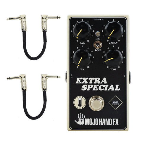 Mojo Hand FX Extra Special Overdrive Guitar Effects Pedal , Pedals, Mojo Hand FX, Texas Guitar Ranch - Texas Guitar Ranch