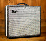 Supro 1695T Black Magick 25w 1x12 Magic Guitar Tube Combo Amp Made In USA , Amps, Supro, Texas Guitar Ranch - Texas Guitar Ranch