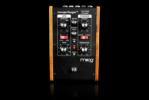 Moog Moogerfooger MF-103 12-Stage Phaser , Pedals, Moog, Texas Guitar Ranch - Texas Guitar Ranch
