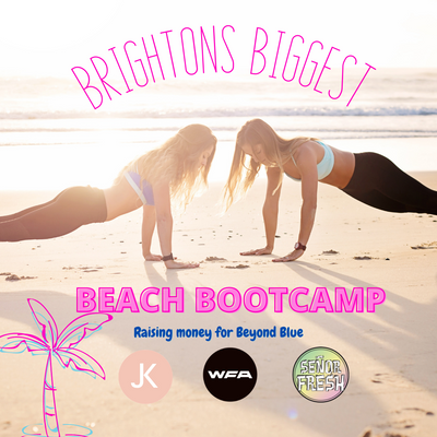 BEACH BOOTCAMP EVENT