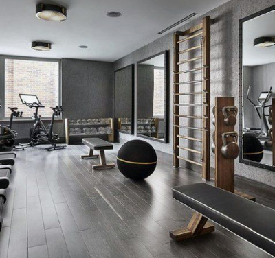 5 things to consider when building a home gym