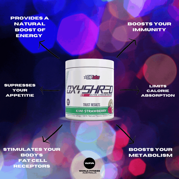 6 Benefits of EHP Labs OxyShred