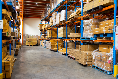 Fitness Equipment Warehouse in Melbourne