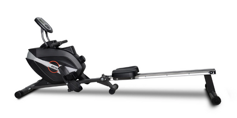 Bodycraft magnetic rowing machine