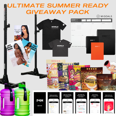 Summer ready giveaway pack
