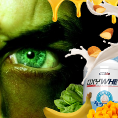 the hulk muscle building protein smoothie