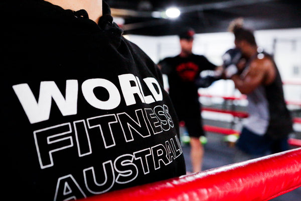 World Fitness Australia and Real Deal Boxing Gym