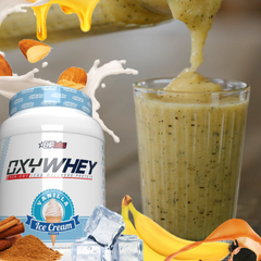 banana blitz weight loss protein smoothie