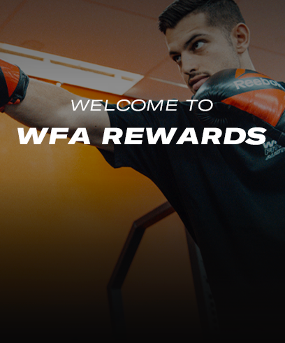 Welcome To WFA REWARDS