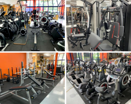 The Biggest Fitness Equipment Store In Melbourne