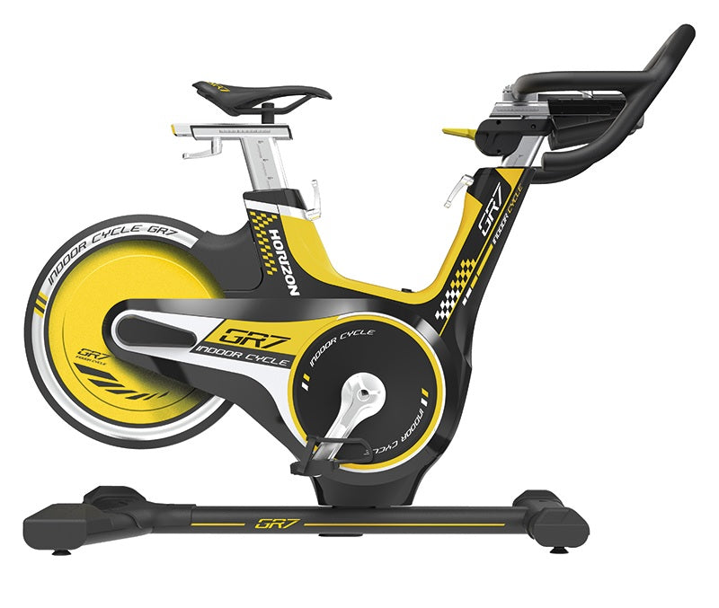 Spin Bikes For Sale >> Horizon Indoor Cycle Gr7 Spin Bike World Fitness
