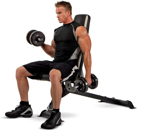 Marcy Adjustable Utility Weight Bench SB-670
