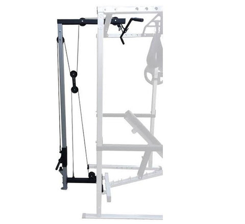 Body Iron Optional Lat /Row Attachment for GL-100