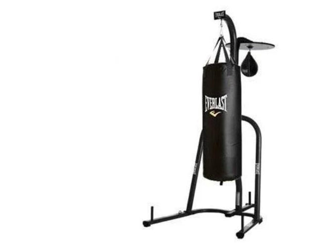Everlast 2 Station Combo Bag Stand