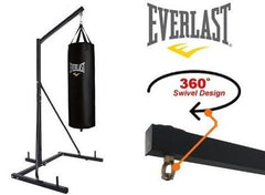 Everlast Boxing Stand Set Nevatear