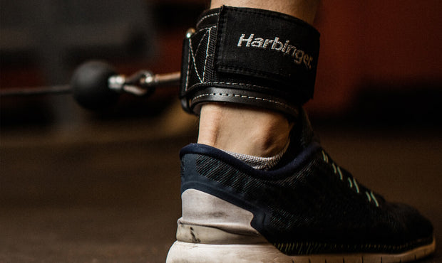 Harbinger Heavy Duty 3 Inch Ankle Cuff Cable Attachment