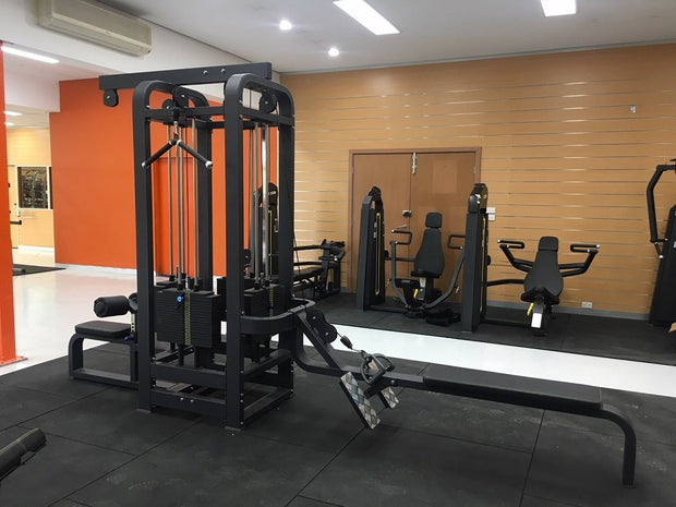 Body Iron Commercial Platinum Four Way Station (FLOOR STOCK PICK UP ONLY MELBOURNE)