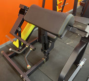 Body Iron Platinum Plate Loaded Bicep Machine