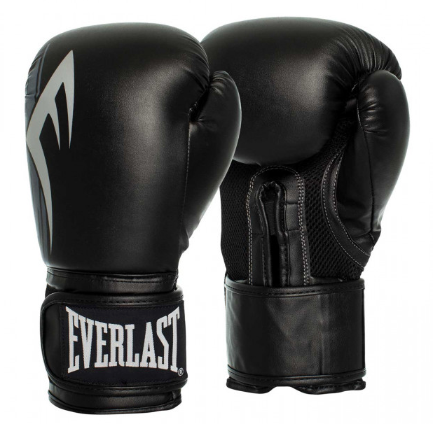 Everlast Pro Style Power Black/Silver
