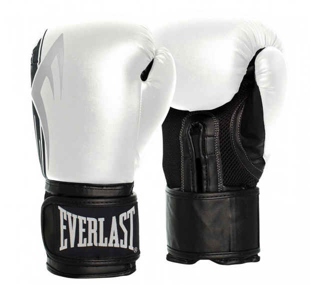 Everlast Pro Style Power White/Black