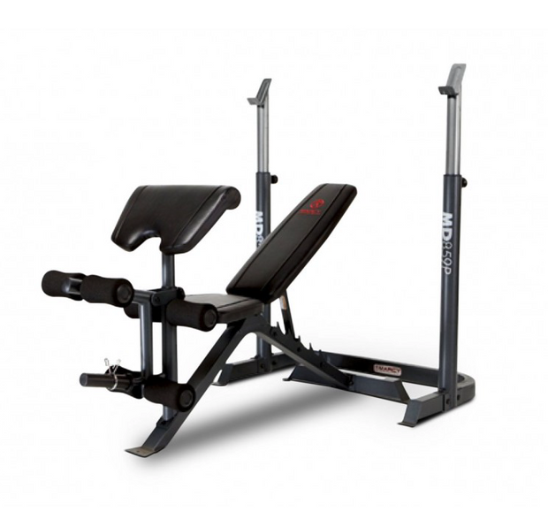 Marcy Strength Weight Bench 859P DIAMOND ELITE