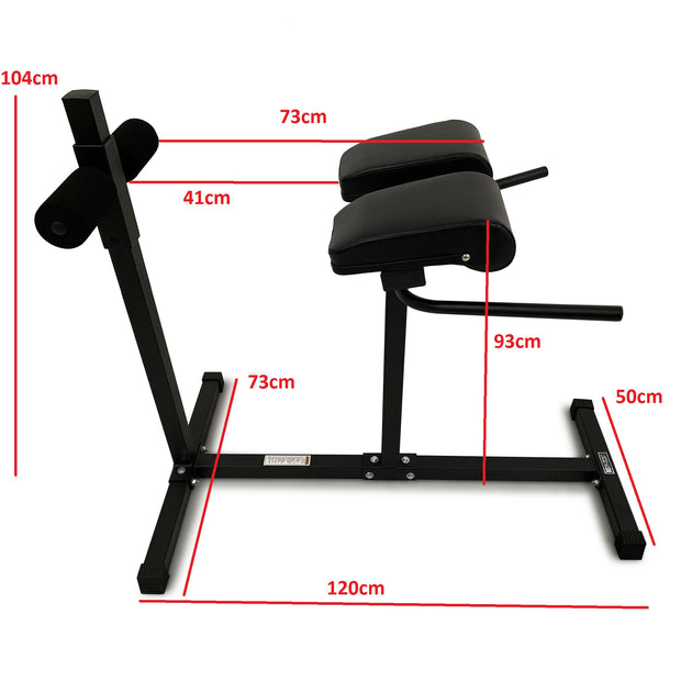 Body Iron Hyper Extension Adjustable