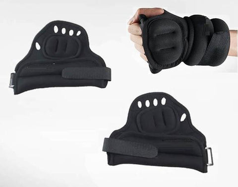 Ultra Comfort 1.5 kg Weighted Glove Black