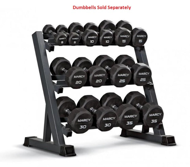 Marcy Dumbbell Rack MDBR86 (Dumbbells Sold Separately)