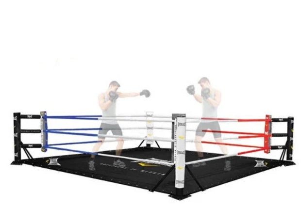 Everlast Boxing Ring- Floor Ring 18ft x 18ft