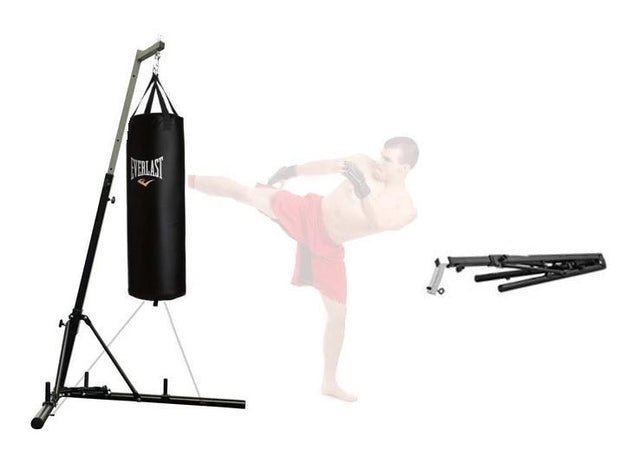 Everlast Foldable Boxing Stand Set
