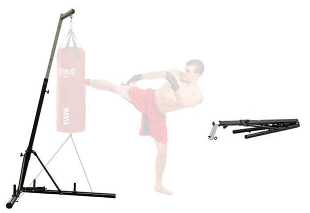 Body Iron Foldable Boxing Stand