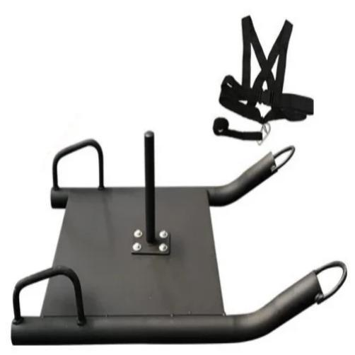 Body Iron Echo Black Sled with Harness