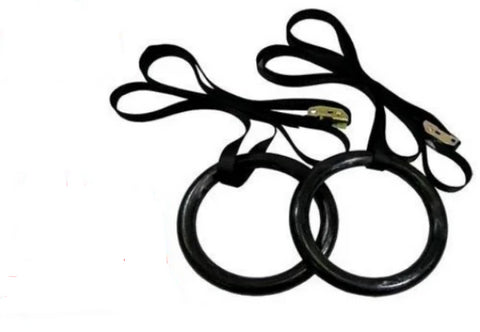 Gymnastic Rings Gym Exercise