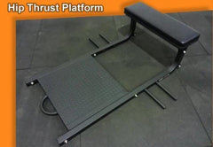 Body Iron Hip Thrust Platform