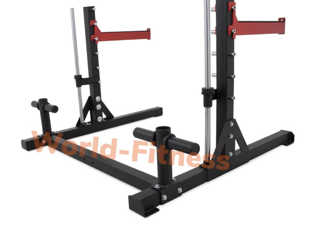 Pivot Pro Half Rack Smith Machine Package
