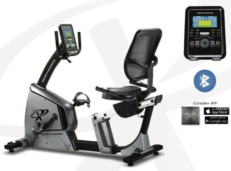 BodyWorx ARX700 Recumbent Bike