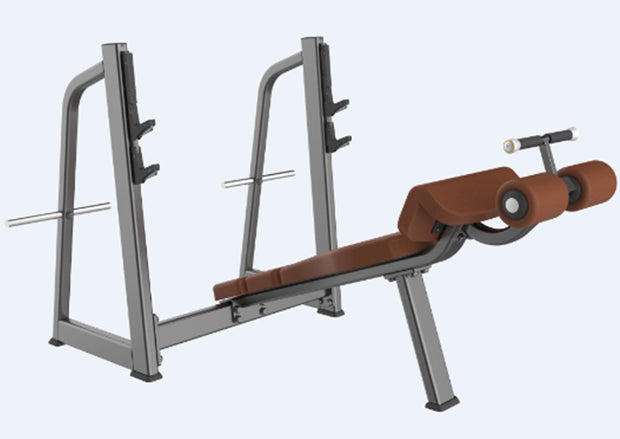 Body Iron Platinum Commercial Fixed Decline Bench Press ( Almost Sold Out