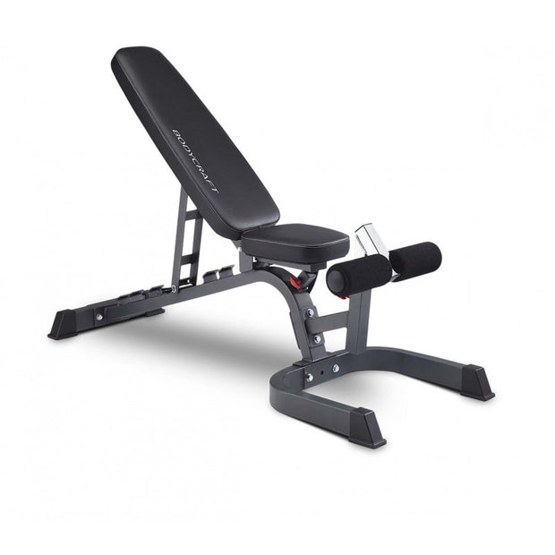 Bodycraft Light Commercial FID Flat Incline Decline Bench CF602G