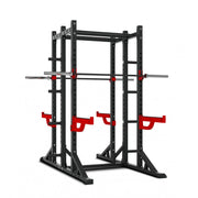Commercial ATHLETIC COMBO HALF RACK DOUBLE SIDED (Almost Sold Out