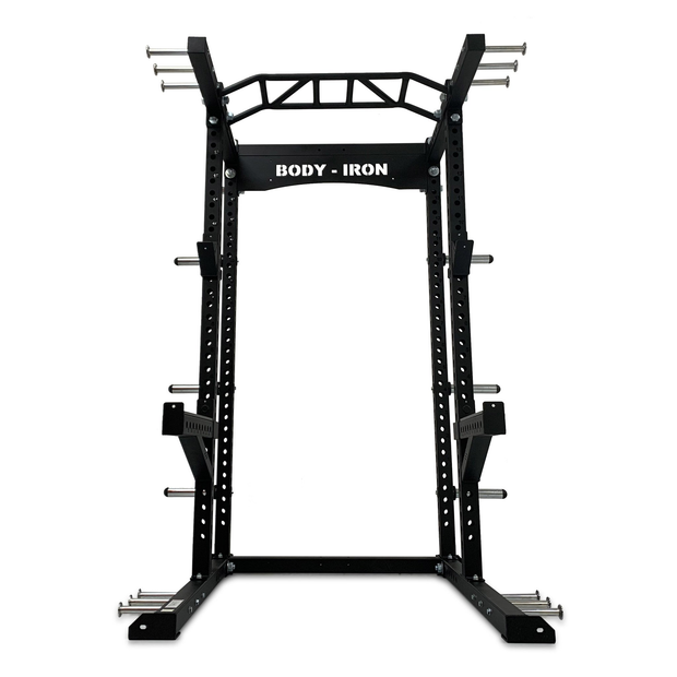 Body Iron Commercial Half Rack HR860 (Almost Sold Out