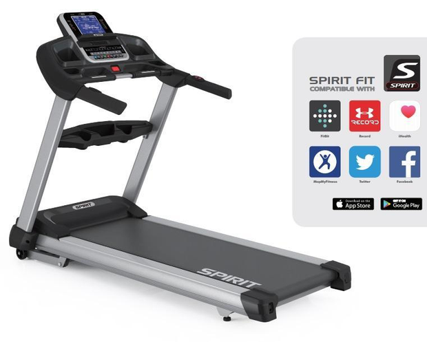 Spirit Light Commercial Treadmill SXT685