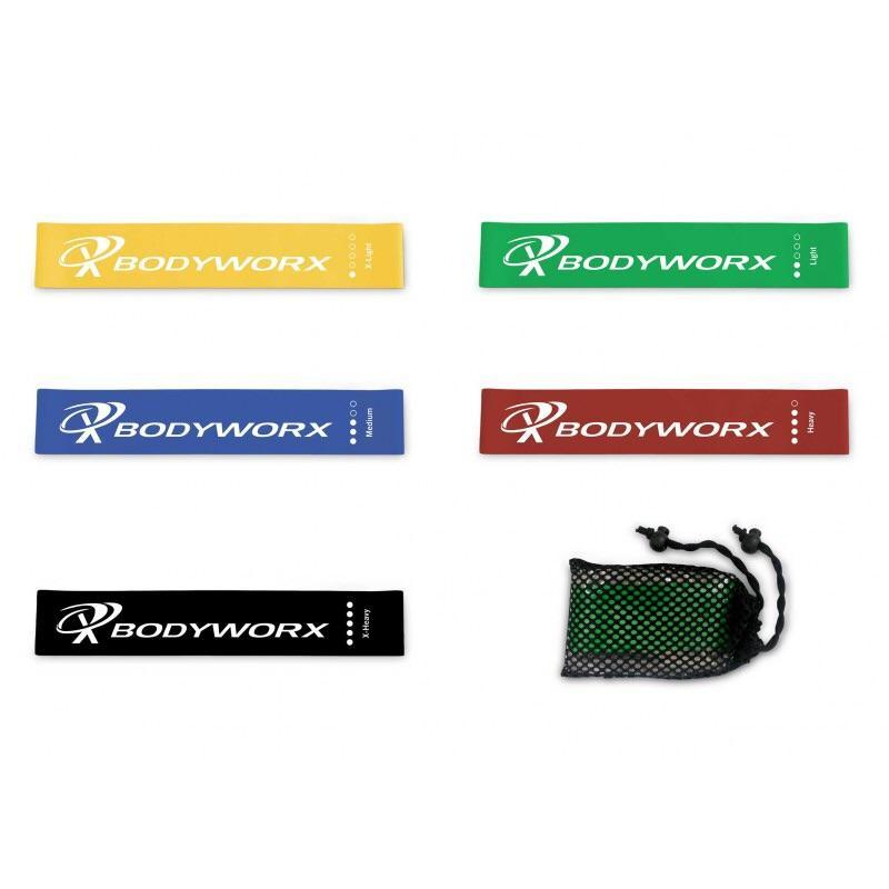 Resistance Mini Bands (SET OF 5)