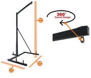 Body Iron Pro Style Boxing Stand TH1.0