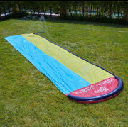 Wham-O Slip 'N Slide Wave Rider Double with Bonus Boogie Boards
