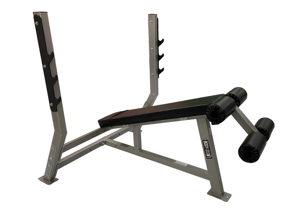 Body Iron Commercial Decline Bench Press DBP1000