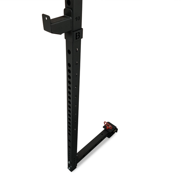 Body Iron Wall Mounted Folding Squat Rack R1 (Dispatch Eta 7-12 Working days) Almost Sold Out